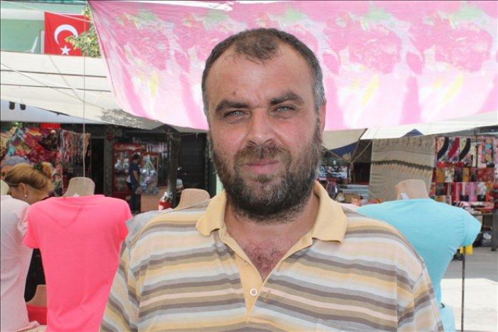 İnegöl Terziler ve İşçiler Odası Başkanı Selim Malçok