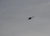 Helikopterler Uludağ'da indirme yapıyor