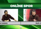 Onlinespor'da Çorumspor maçı değerlendiriliyor