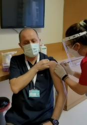 2.doz aşıyı olmasına rağmen mutasyonlu virüse yakalandı