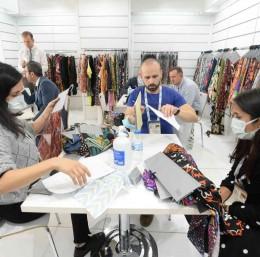 Bursa Textile Show 6. kez kapılarını açtı