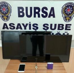Polis iğneyle kuyu kazdı, Bursa-İstanbul arası hırsızlık şebekesini çökertti
