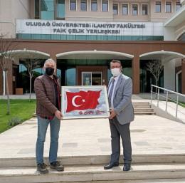 BUTTİM'e Türk-İslam sanatlarına özgü mimariyle yeni cami yapılacak