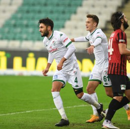 """Cüneyt Köz: """"Bursaspor'da devam etmek istiyorum"""""""