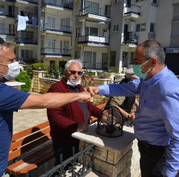 Kumla plajları için Türkiye'ye örnek olacak proje