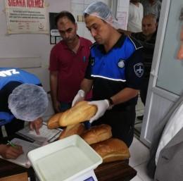 Ekmek denetimleri artırıldı