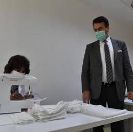 Osmangazi'den öğrencilere özel maske