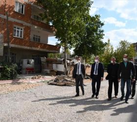 Kemalpaşa Mahallesine 90 Araçlık Otopark Kazandırılıyor