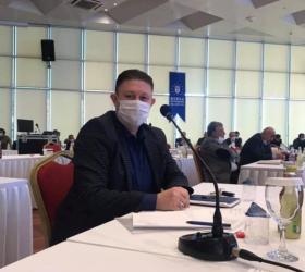 Erkan Dönmez'den 'çöp' açıklaması