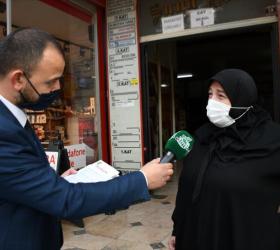 İnegöl Belediyesi Mevlid Kandilini Soru-Cevap Etkinliği İle Kutladı