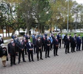 İnegöl'de 29 Ekim'e sade tören