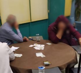 Kâğıt oynayanlara 54 bin TL ceza