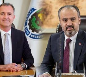 Alper Taban'dan Alinur Aktaş'a destek