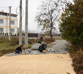 Deydinler Köyü çamurdan kurtuldu