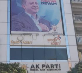 AK Parti'de ilçe başkanlığı için kritik toplantı bugün