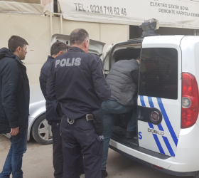 İnegölspor adına para toplayan dolandırılar yakalandı