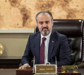 Alinur Aktaş'tan İnegölspor'a müjde