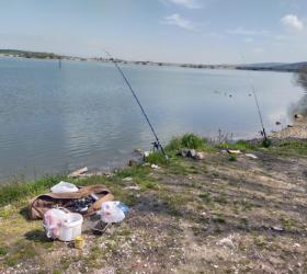 Balık tutan 2 kişiye ağır ceza