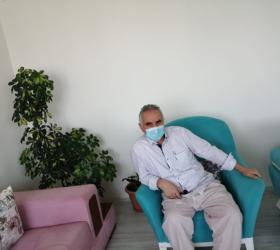 Koronavirüsü yenen İnegöllü imam yaşadığı süreci anlattı