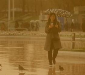 İnegöllüler dikkat yarın çamur yağabilir
