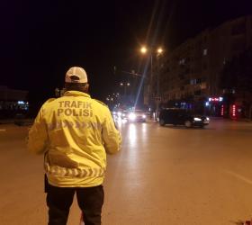 İnegöl'de 2 günde 66 şahısa ceza yazıldı