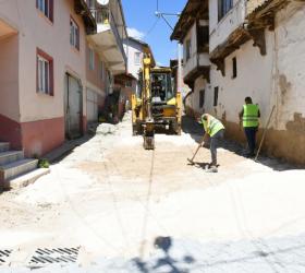 İnegöl Belediyesi Sel Yaralarını Sarıyor