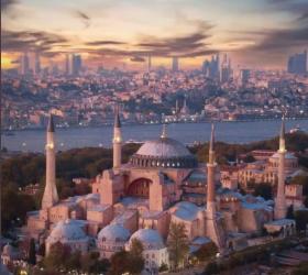 Baskan Alper Taban'dan flaş Ayasofya talebi