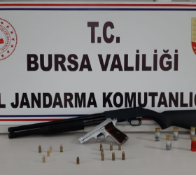 İnegöl'de eş zamanlı operasyon 7 gözaltı