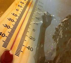 İnegöl'de sıcaklıklar 9 derece birden düşecek