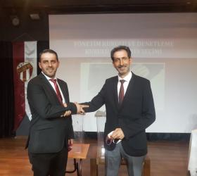 İnegölspor'un yeni başkanı Kani Ademoğlu oldu