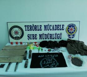 İnegöl'de eylem hazırlığındaki DEAŞ üyesi yakalandı