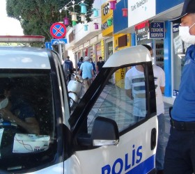 İnegöl'de polis sürekli bunu yapıyor