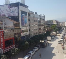 Atatürk Bulvarı trafiğe kapatılacak