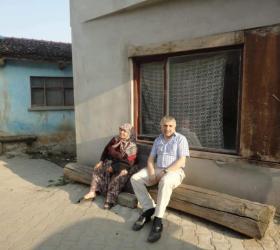 Burhanettin Özdemir'in acı günü