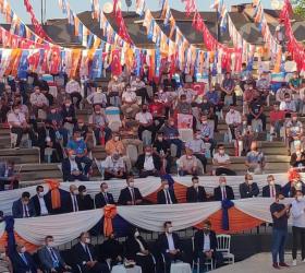 AK Parti'nin yeni yönetimi belli oldu