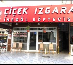 Bursa'daki Çiçek Izgara ile alakamız yok