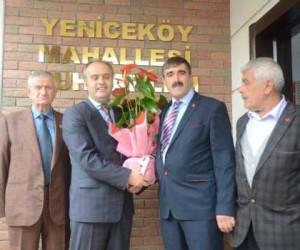 Yeniceköy'e mahalle muhtarlık binası