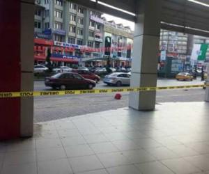 Bursanın Merkezinde Bomba Paniği