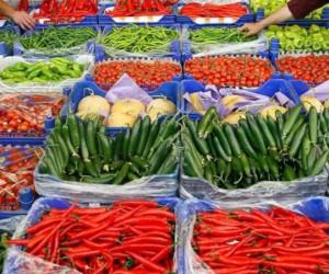 Meyve ve Sebzelerin Üzerine Etiket Yapıştırılmayacak