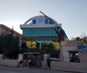 BUSKİ'nin yeni binası gün sayıyor