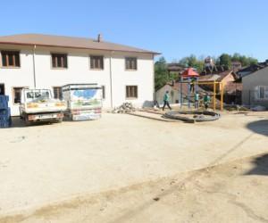 Turgutalpköy Meydan Ve Çocuk Oyun Alanına Kavuşuyor