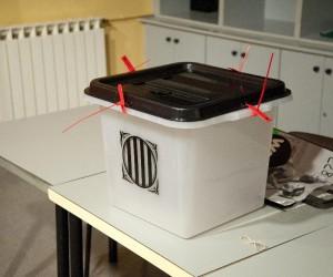 Katalonya'da referandum gerginliği