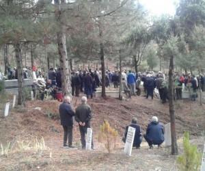 CHP Şaphane İlçe Başkanı Tevfik Kocakalay son yolculuğuna uğurlandı