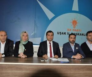 """Çakın; """"Belediye Başkanımız Nurullah Cahan'ın istifası söz konusu değildir"""""""