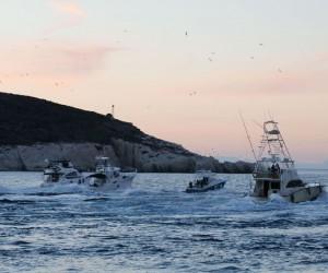 Avrupa'nın gözde balıkçılık turnuvası Alaçatı'da başlıyor
