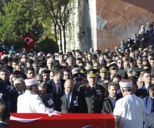 Şehit Piyade Uzman Çavuş Gökhan Topal son yolculuğuna uğurlandı