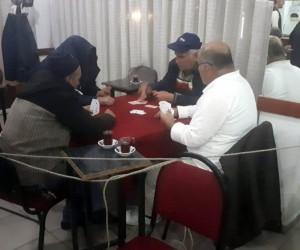 Kahvehanede bedavacılara ipli çözüm