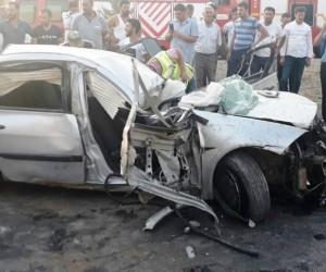 Aydın'da trafik canavarı 1 ayda 10 can aldı