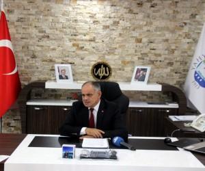 """Yahyalı Belediye Başkanı Esat Öztürk: """"2017'de 100 milyonluk yatırım var"""""""