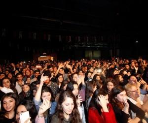 Gaziantep Tanıtım Günleri Buray konseri ile devam etti